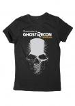 Tričko Ghost Recon: Wildlands - Skull Logo (vel. L)
