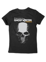 Tričko Ghost Recon: Wildlands - Skull Logo
