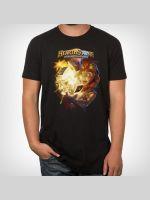 Herné tričko Tričko Hearthstone: Loot (americká veľ. S / európska S-M)