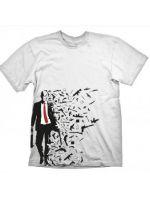 Herné tričko Tričko Hitman: Weapons (veľ. XXL)