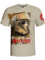 oblečení pro hráče Tričko Star Wars: Scarif Shoretrooper (vel. S)