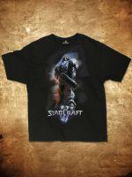 Herné tričko Tričko StarCraft II - Jim Raynor (americká veľ. L / európska XL)