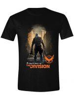 Herné tričko Tričko The Division: Operation Dark Winter (veľ. S)