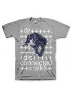 Herné tričko Tričko Watch Dogs Monkey (veľkosť S)