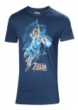 Tričko Zelda Breath of the Wild: Link with Bow (veľ. XXL)