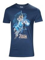 oblečení pro hráče Tričko Zelda Breath of the Wild: Link with Bow (vel. L)
