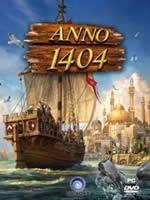 Hra pro PC Anno 1404 CZ