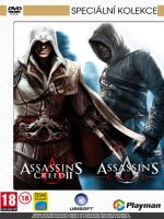 Hra pre PC Assassins Creed 1 + 2