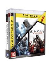 Hra pre Playstation 3 Assassins Creed 1 + 2