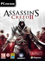 Hra pre PC Assassins Creed II CZ (Zberate�sk� ed�cia)