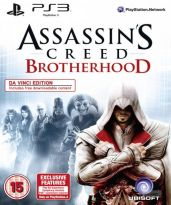 Hra pre Playstation 3 Assassins Creed: Brotherhood (DaVinci Edition)