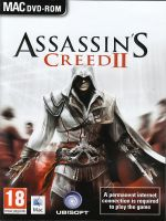 Hra pre Macintosh Assassins Creed II EN