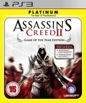 Hra pre Playstation 3 Assassins Creed II (Game of the year edition)