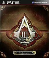 Hra pre Playstation 3 Assassins Creed III CZ (Freedom Edition)