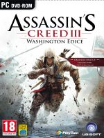 Hra pre PC Assassins Creed III CZ (George Washington Edition)