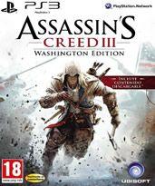 Hra pre Playstation 3 Assassins Creed III CZ (George Washington Edition)