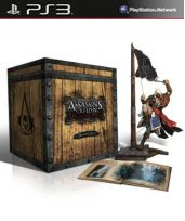 Hra pre Playstation 3 Assassins Creed IV: Black Flag (Buccaneer Edition)