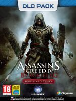 Hra pre PC Assassins Creed IV: Black Flag DLC Pack CZ (Kompletná DLC edícia)