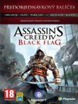 Assassins Creed 4: Black Flag (Speciální edice) - Předobjednávkový balíček