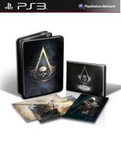 Hra pre Playstation 3 Assassins Creed IV: Black Flag (Skull Edition)