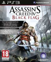 Hra pre Playstation 3 Assassins Creed IV: Black Flag CZ (Special Edition)