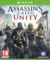 hra pre Xbox One Assassins Creed: Unity CZ