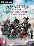 Assassins Creed: The American Saga CZ (3 +4 + Liberation)