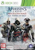 Hra pre Xbox 360 Assassins Creed: The American Saga (3 +4 + Liberation)