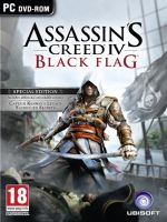 Hra pro PC Assassins Creed 4: Black Flag CZ (Steelbook Edice)