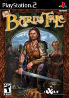 Hra pre Playstation 2 The Bards Tale