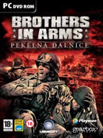 Hra pre PC Brothers in Arms: Pekelná dálnice (Kovová edice)