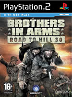 Hra pre Playstation 2 Brothers In Arms: Road to Hill 30