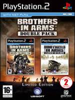 Hra pre Playstation 2 Brothers In Arms (Double Pack)