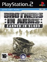 Hra pre Playstation 2 Brothers in Arms: Earned in Blood