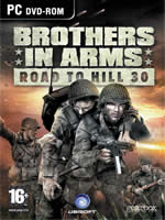 Hra pre PC Brothers in Arms: Road to Hill 30 CZ