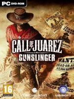Hra pre PC Call of Juarez: Gunslinger (CZ manuál)