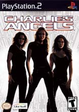 Hra pre Playstation 2 Charlies angels