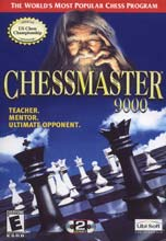 Hra pre PC Chessmaster 9000