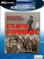 Hra pre PC Close Combat 5: Invasion Normandy