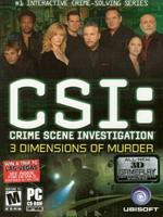 Hra pre PC CSI: 3 Dimensions of Murder