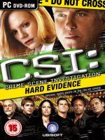 Hra pre PC CSI: Crime Scene Investigation - Hard Evidence