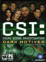 Hra pre PC CSI: Dark Motives