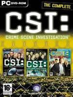 Hra pre PC CSI 1 + 2 + 3 Triple Pack