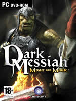 Hra pre PC Dark Messiah of Might & Magic CZ