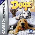 Hra pre Gameboy Advance Dogz