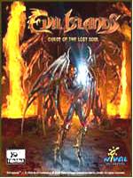 Hra pre PC Evil Islands