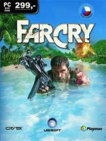 Hra pre PC Far Cry CZ + multiplayer klúč + BONUS CD