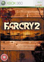 Hra pre Xbox 360 Far Cry 2 (Collectors Edition)