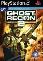 Hra pre Playstation 2 Ghost Recon 2 dupl