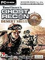 Hra pre PC Ghost Recon: Obleženi Pouští - datadisk